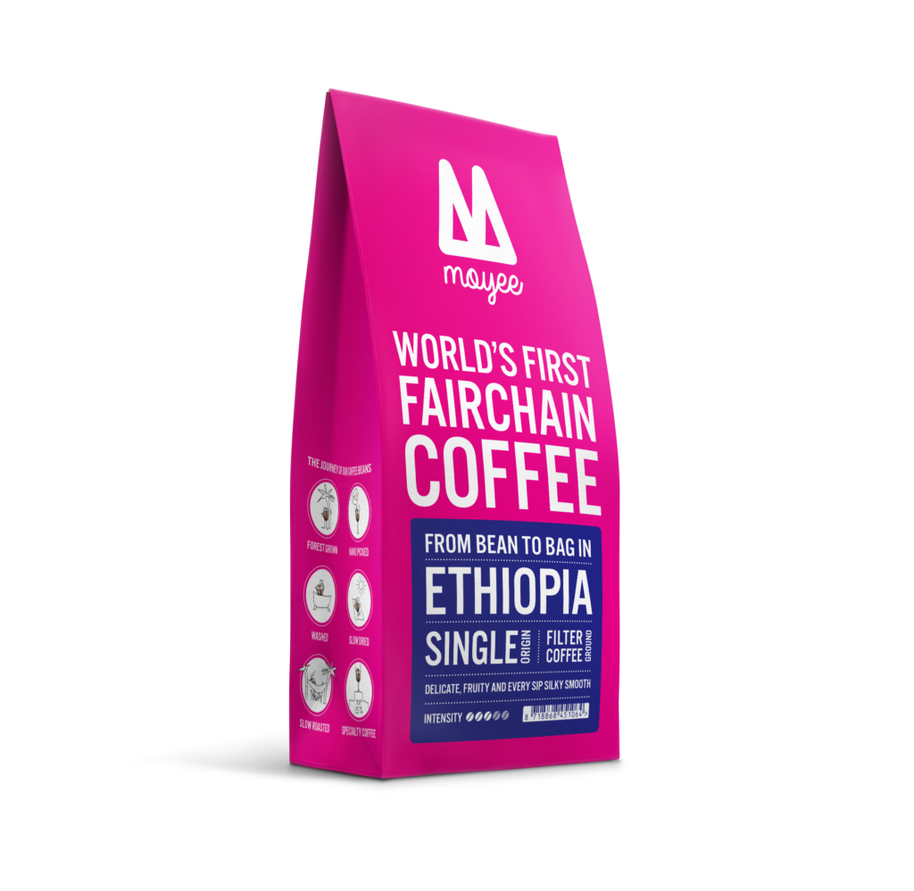 Ethiopische Single Origin Koffie